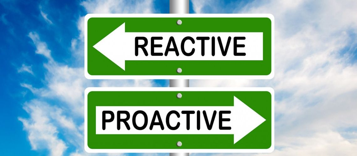 Reactive vs Proactive IT Support